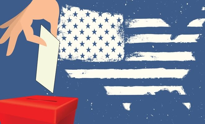 Globalne giełdy pod presją wyborów prezydenckich w USA