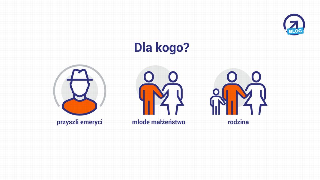IKE NN Plus dla: przyszłych emerytów, młodych małżeństw, rodzin