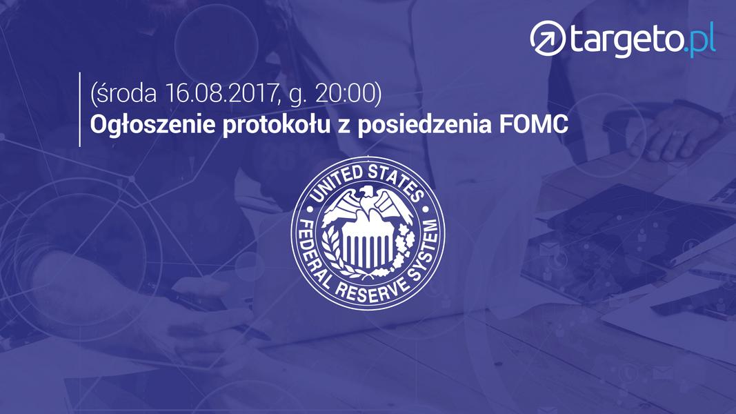 19 prognoza zysków - Ogłoszenie protokołu z posiedzenia FOMC