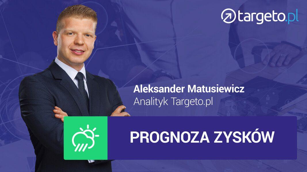 Prognoza zysków - Aleksander Matusiewicz