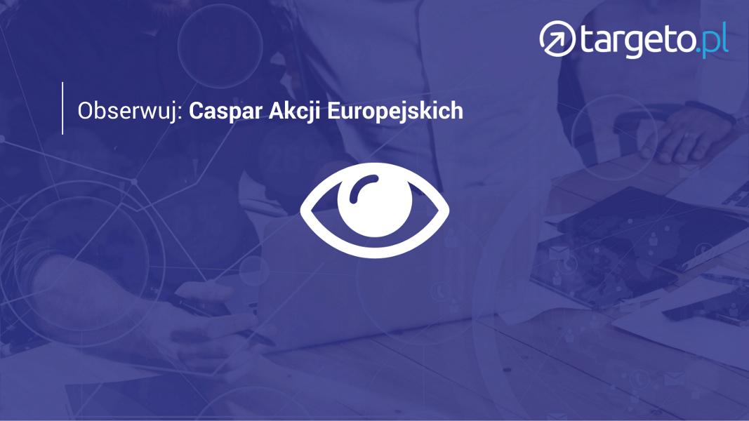 Caspar Akcji Europejskich