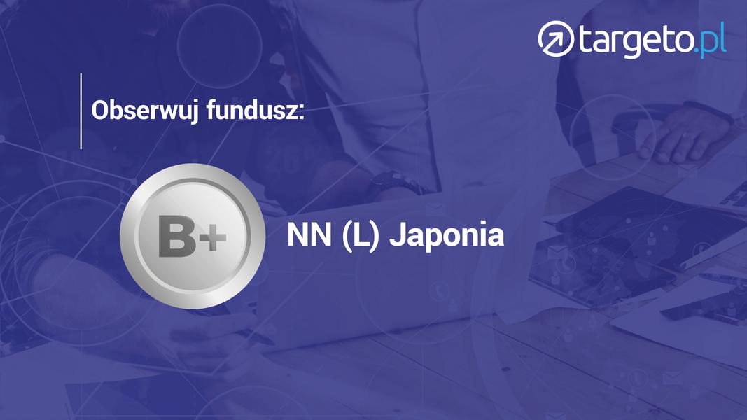 24 prognoza zysków - Obserwuj fundusz NN (L) Japonia