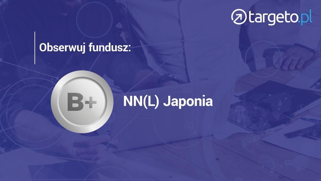 25 prognoza zysków - obserwuj fundusz: NN(L) Japonia
