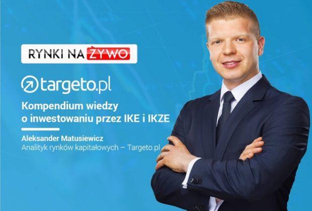 Ekspert o IKE i IKZE - Rynki na żywo - Aleksander Matusiewicz