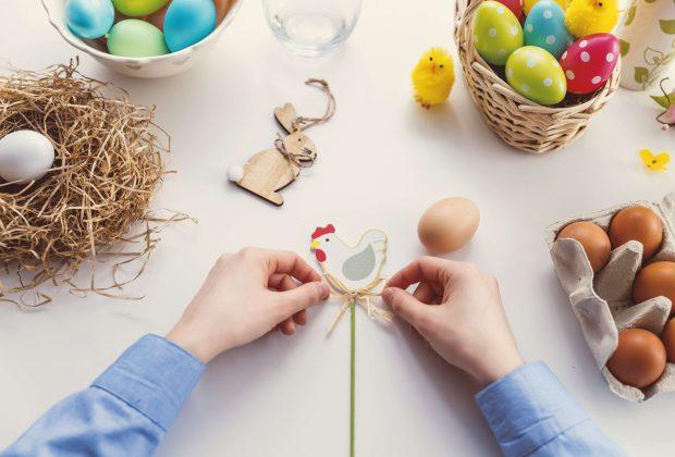 Wielkanocny koszyczek za 176 zł od osoby - tyle przejemy w święta