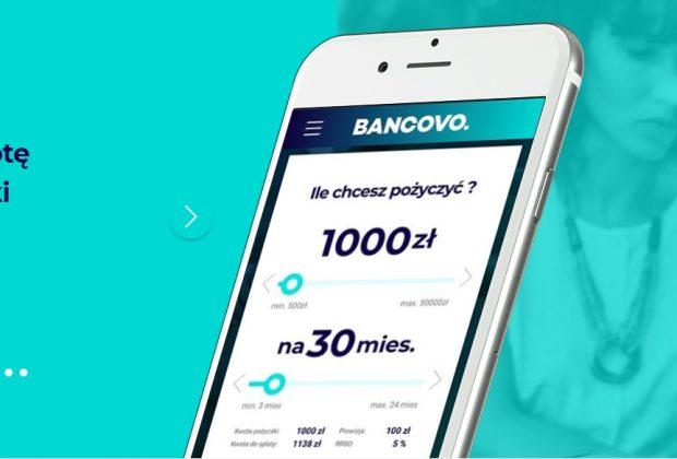 bancovo - porównywarka pożyczek